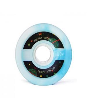סט גלגלים לסקייטבורד (4 יח') Koston Pro LongBoard PU Wheels [B] 70x51mm 80A