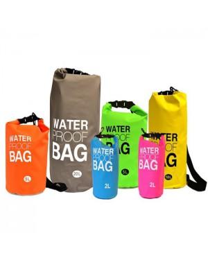 תיק אטום למים - WaterProof BackPack Dry Bag 20L