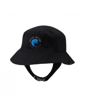 כובע גולשים שחור - Ocean Nation Black Hat
