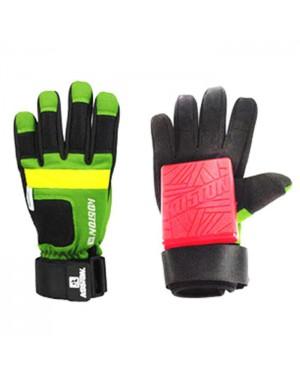 כפפות החלקה מקצועיות לסקייטבורד Koston PRO Sliding Gloves A