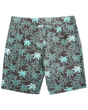 מכנסי גלישה lost Session Boardshort Mint Lost Beach