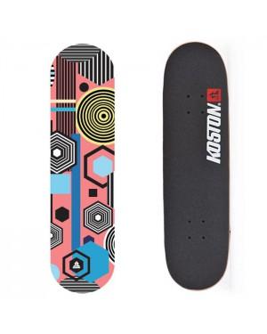 קרש מקצועי לסקייטבורד (B) Koston Pro SkateBoard Deck 8.25x32.5
